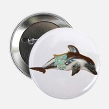 "dolphin-carousel 2.25"" Button"