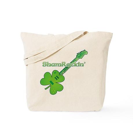 ShamRockin' Tote Bag