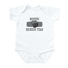 Missouri Drinking Team Infant Bodysuit