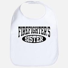 FireFighter's Sister Bib