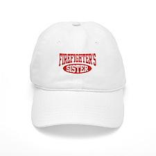 FireFighter's Sister Baseball Cap