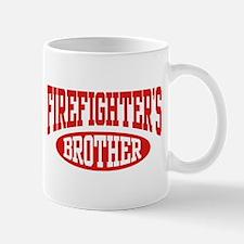 Firefighter's Brother Mug