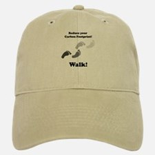 Carbon Footprint Baseball Baseball Cap