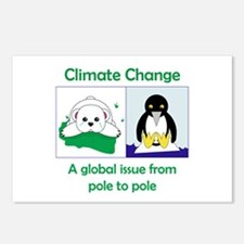 Climate Change Postcards (Package of 8)