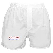 A Patriot Party Boxer Shorts
