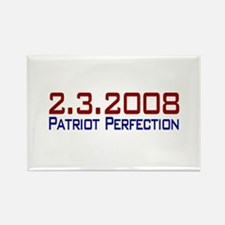 Patriot Perfection Rectangle Magnet