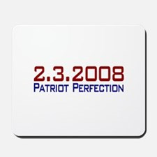 Patriot Perfection Mousepad