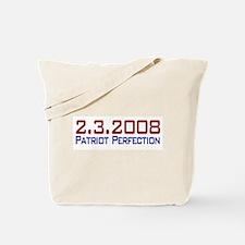 Patriot Perfection Tote Bag