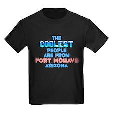 Coolest: Fort Mohave, AZ T