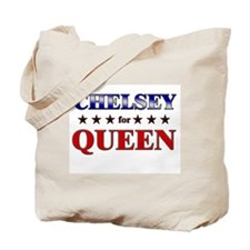 CHELSEY for queen Tote Bag