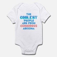 Coolest: Congress, AZ Infant Bodysuit