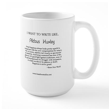 Banshee Huxley Large Mug