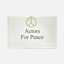 Actors Rectangle Magnet