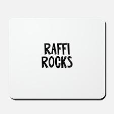 Raffi Rocks Mousepad