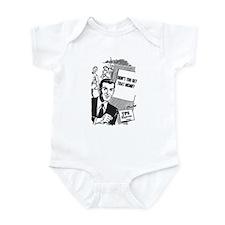 TPS Reports Infant Bodysuit