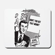 TPS Reports Mousepad