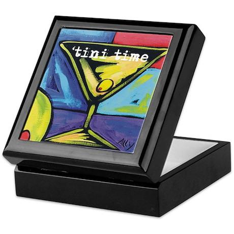 'Tini Time Keepsake Box