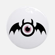 Wing Eye Ornament (Round)