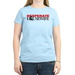 Real Desperate Housewife Women's Light T-Shirt