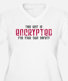 This Unit is Encrypted T-Shirt