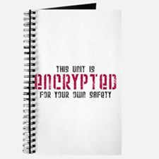 This Unit is Encrypted Journal