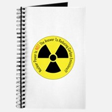Nuclear Power Is NOT The Answer Journal