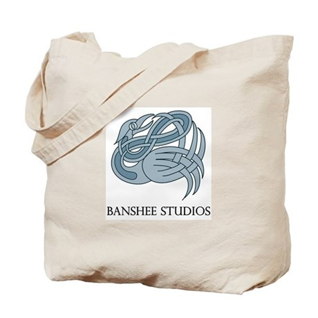 Banshee Woolf Tote Bag