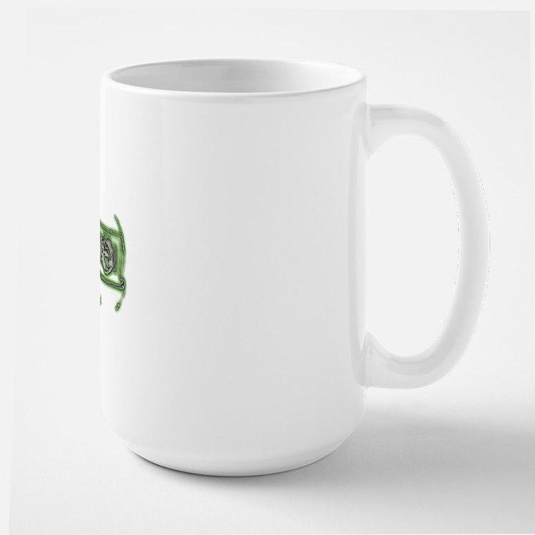 King Of The Swing Large Mug