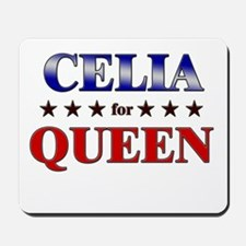CELIA for queen Mousepad