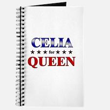 CELIA for queen Journal