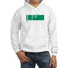 7th Street in NY Hoodie