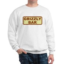 Original Grizzly Bar Sweatshirt