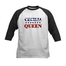CECILIA for queen Tee