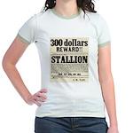 Reward Horse Thief Jr. Ringer T-Shirt