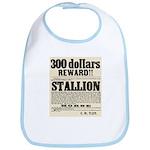 Reward Horse Thief Bib