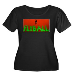 Flyball Dog with background T