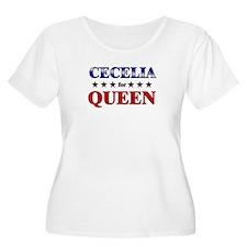 CECELIA for queen T-Shirt
