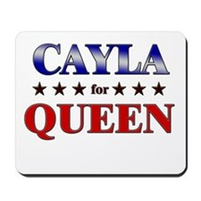 CAYLA for queen Mousepad