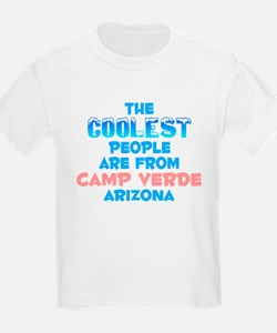 Coolest: Camp Verde, AZ T-Shirt