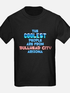 Coolest: Bullhead City, AZ T