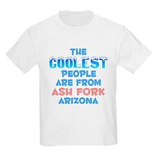 Coolest: Ash Fork, AZ T-Shirt
