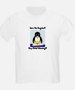 Save The Penguin T-Shirt