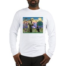 St. Francis Dobie Long Sleeve T-Shirt