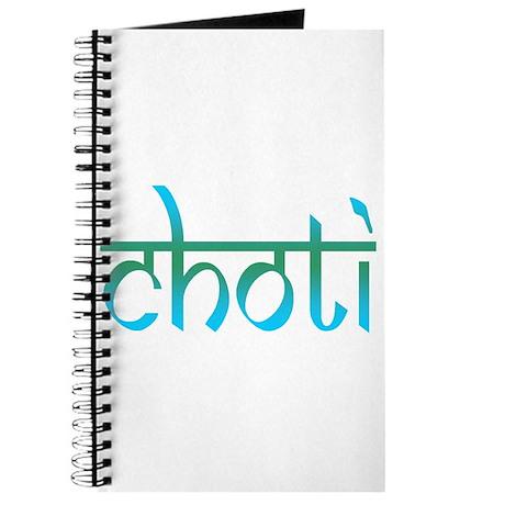 Choti Journal