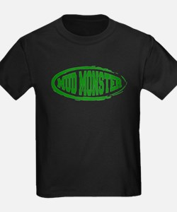 Mud Monster Green T