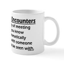 Law of Close Encounters Mug