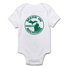 Drink Michigan Beer!  Infant Bodysuit