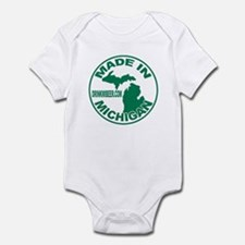 Drink Michigan Beer!  Infant Bodysuit