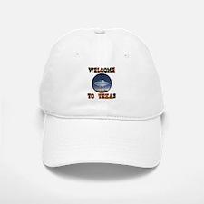 Texas UFO 2008 Baseball Baseball Cap