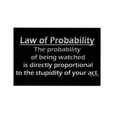 Law of Probability Magnet